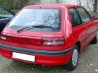 Mazda  323 C IV (BG)  1.8 16V Turbo 4WD (163 Hp)
