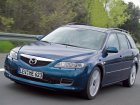 Mazda  6 I Combi (GY1 facelift 2005)  2.0 (147 Hp) Automatic