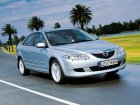 Mazda  6 I Sedan (GG)  2.0 CD (136 Hp)