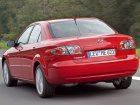 Mazda  6 I Sedan (GG1 facelift 2005)  2.3 (166 Hp) Automatic