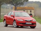 Mazda  6 I Sedan (GG1 facelift 2005)  2.0 CD (121 Hp)