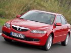 Mazda  6 I Sedan (GG1 facelift 2005)  2.0 CD (143 Hp)