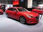 Mazda 6 Las especificaciones técnicas y el consumo de combustible