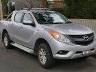 Mazda BT-50 Las especificaciones técnicas y el consumo de combustible
