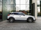 Mazda  CX-3  2.0i (120 Hp) Automatic