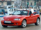 Mazda  Mx-5 II (NB)  1.8i 16V (146 Hp) Automatic