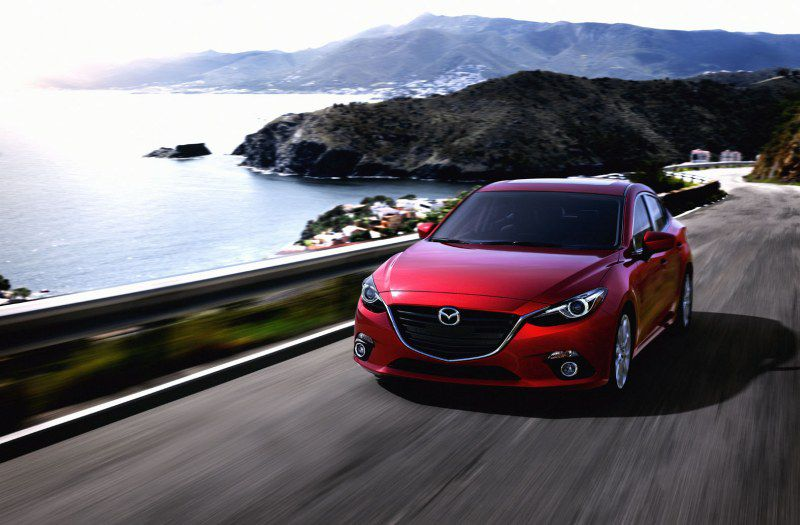 Mazda 3 iii sedan bm 1 5 skyactiv d 105 hp automatic for Hp bm