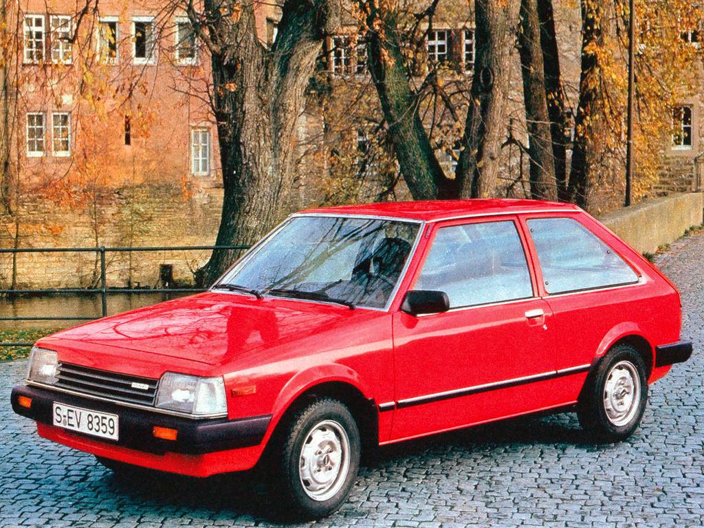 Mazda - 323 II Hatchback (BD) - 1.5 (86 Hp)