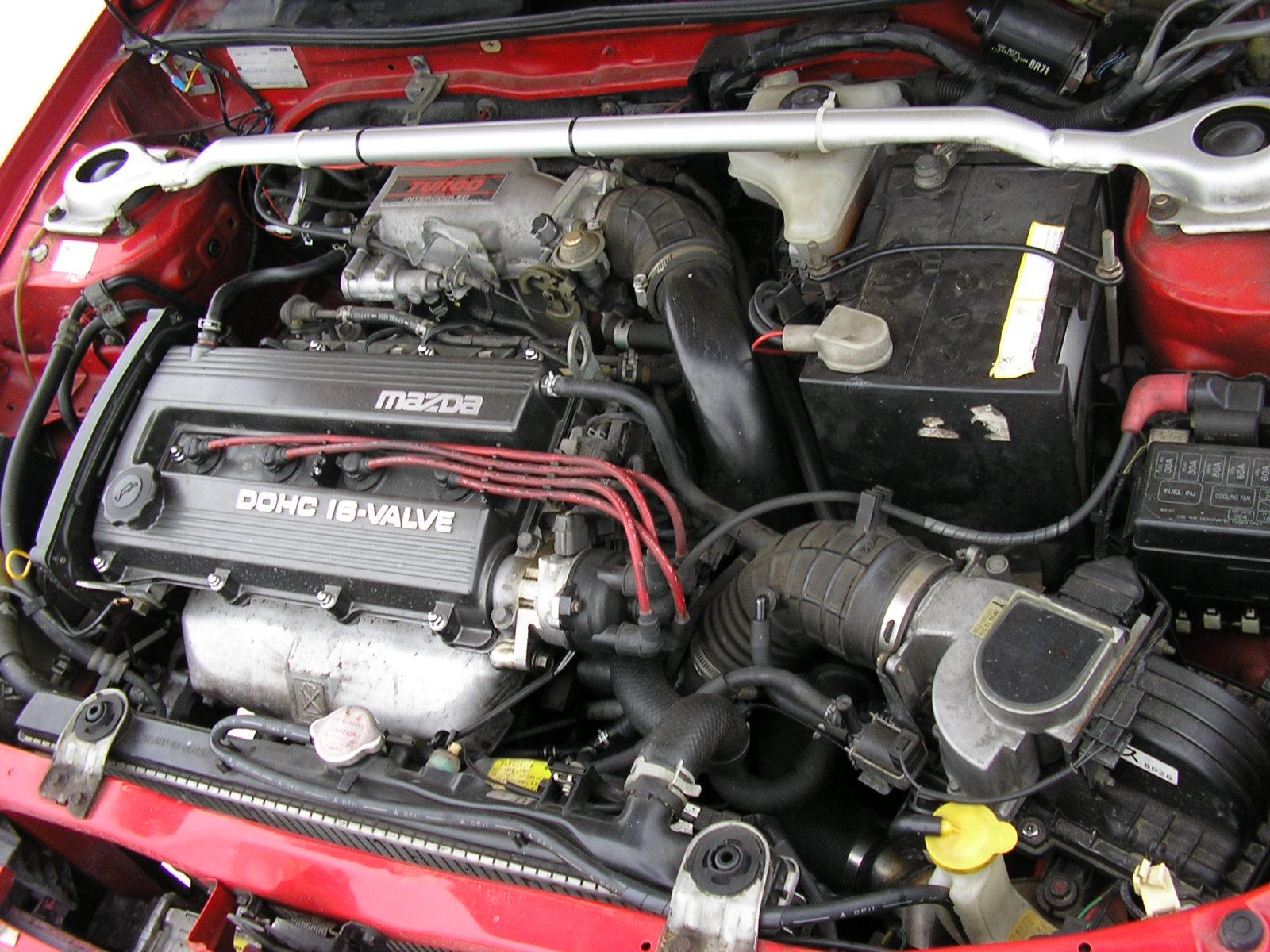 Mazda 323 S V  Ba  1 3 I 16v  73 Hp
