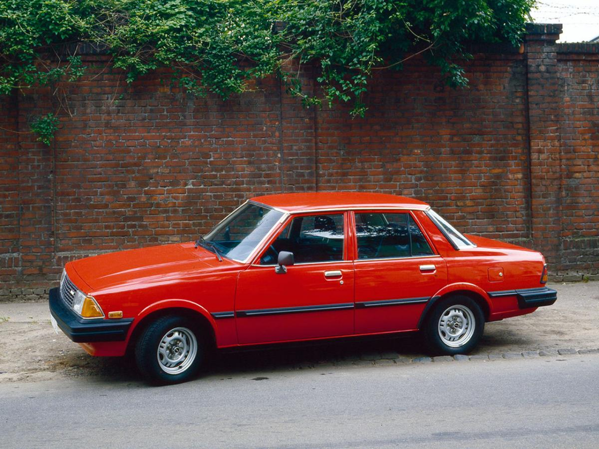 Mazda 626 I (CB) 1.6 (75 Hp)