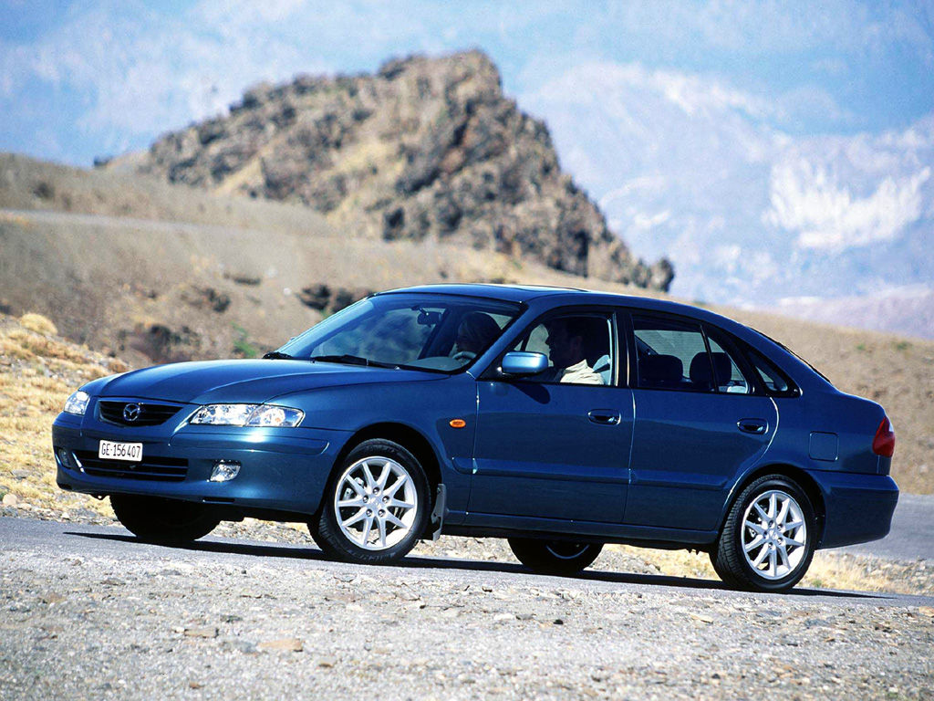 mazda 626 technical specifications and fuel economy. Black Bedroom Furniture Sets. Home Design Ideas