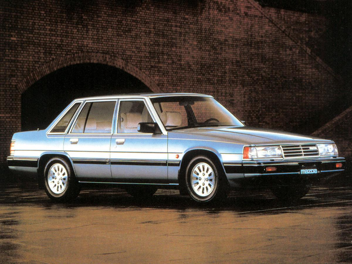 Mazda 929 Technical Specifications And Fuel Economy
