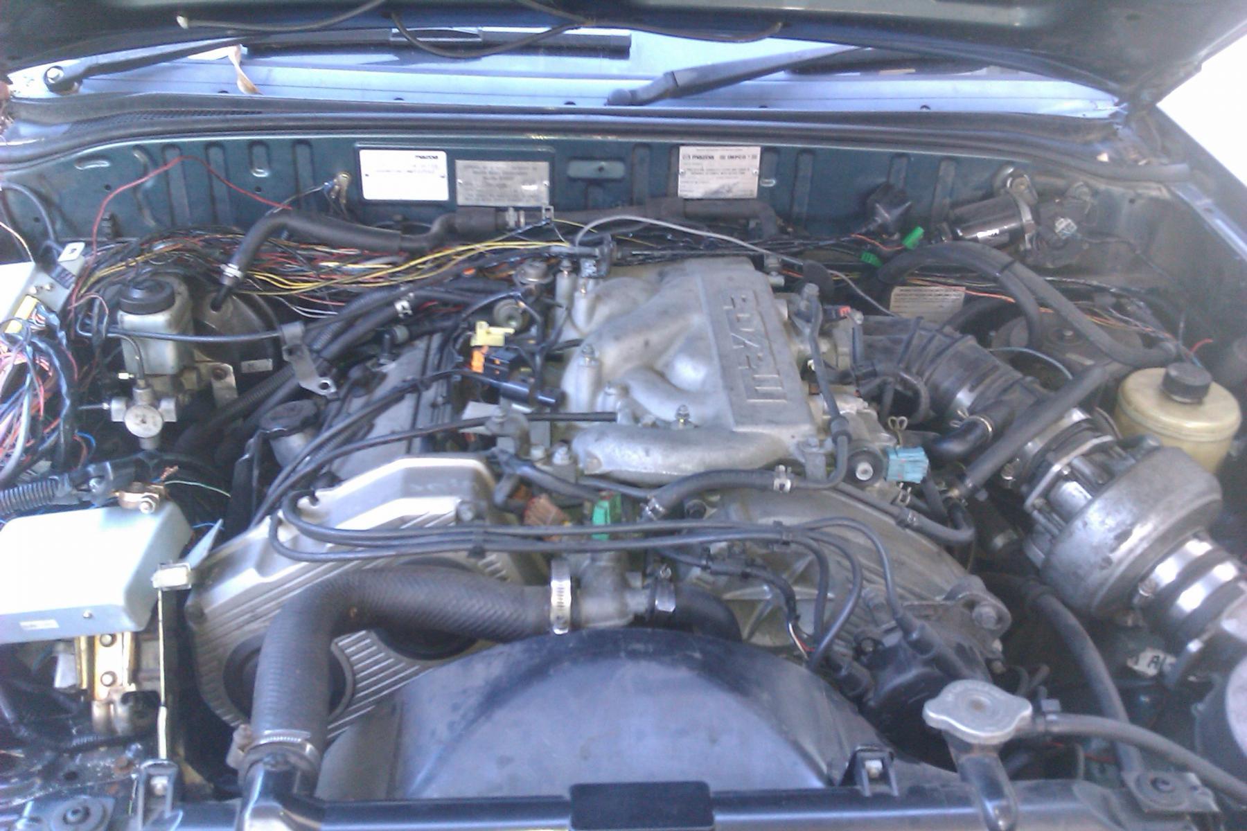 Mazda 929 Iii Hc 2 0 I V6 Turbo 110 Hp