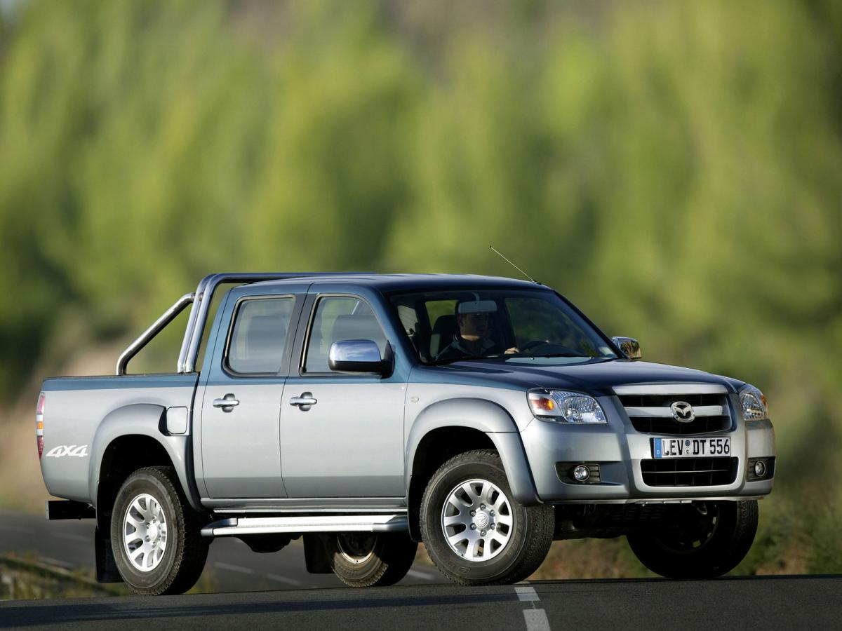 mazda bt 50 technical specifications and fuel economy. Black Bedroom Furniture Sets. Home Design Ideas