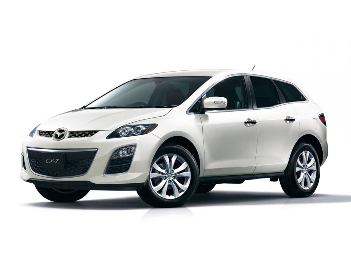 mazda cx 7 technical specifications and fuel economy. Black Bedroom Furniture Sets. Home Design Ideas