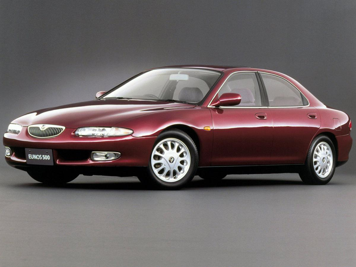 Mazda Eunos 500 Technical specifications and fuel economy
