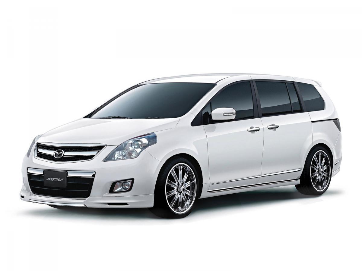 Kelebihan Mazda 8 Review