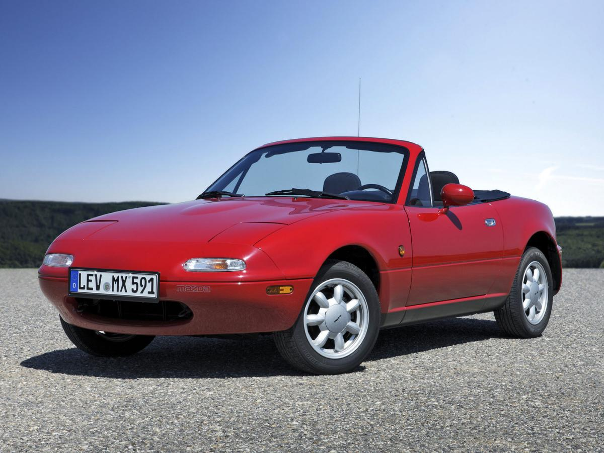 mazda mx 5 i na 1 8 130 hp. Black Bedroom Furniture Sets. Home Design Ideas