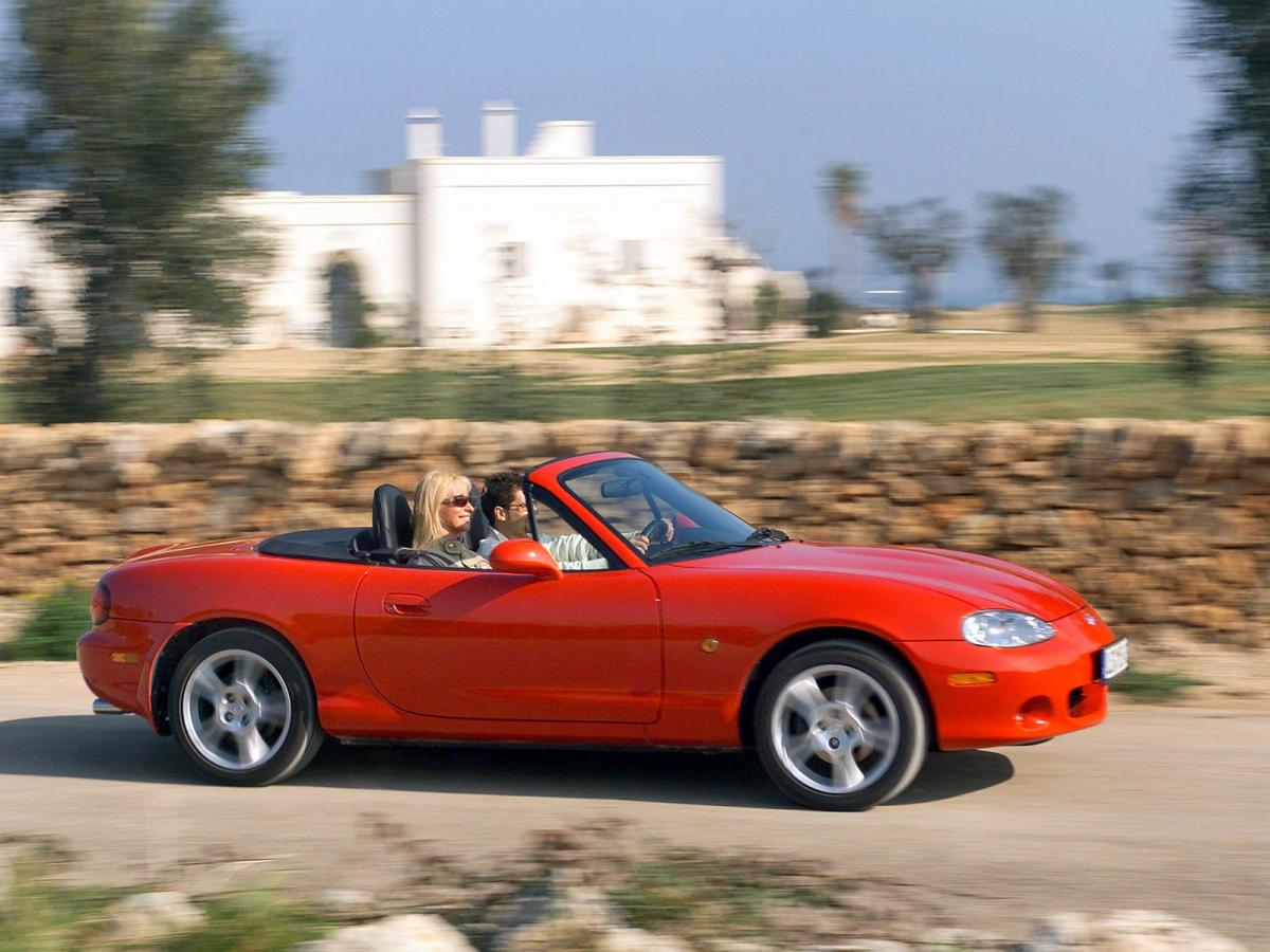 mazda mx 5 technical specifications and fuel economy. Black Bedroom Furniture Sets. Home Design Ideas