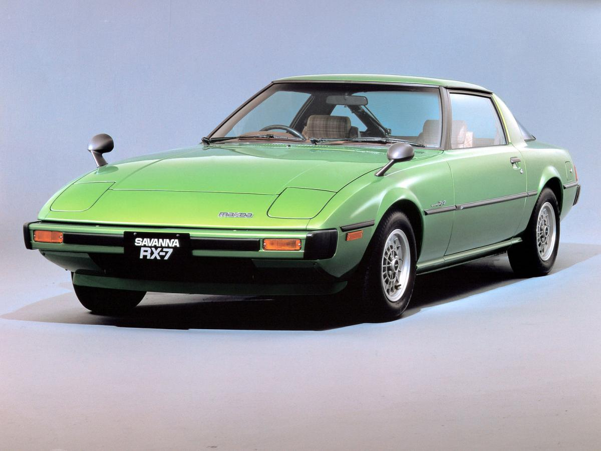 Mazda Rx 7 Technical Specifications And Fuel Economy 1990 Engine Diagram I Sa
