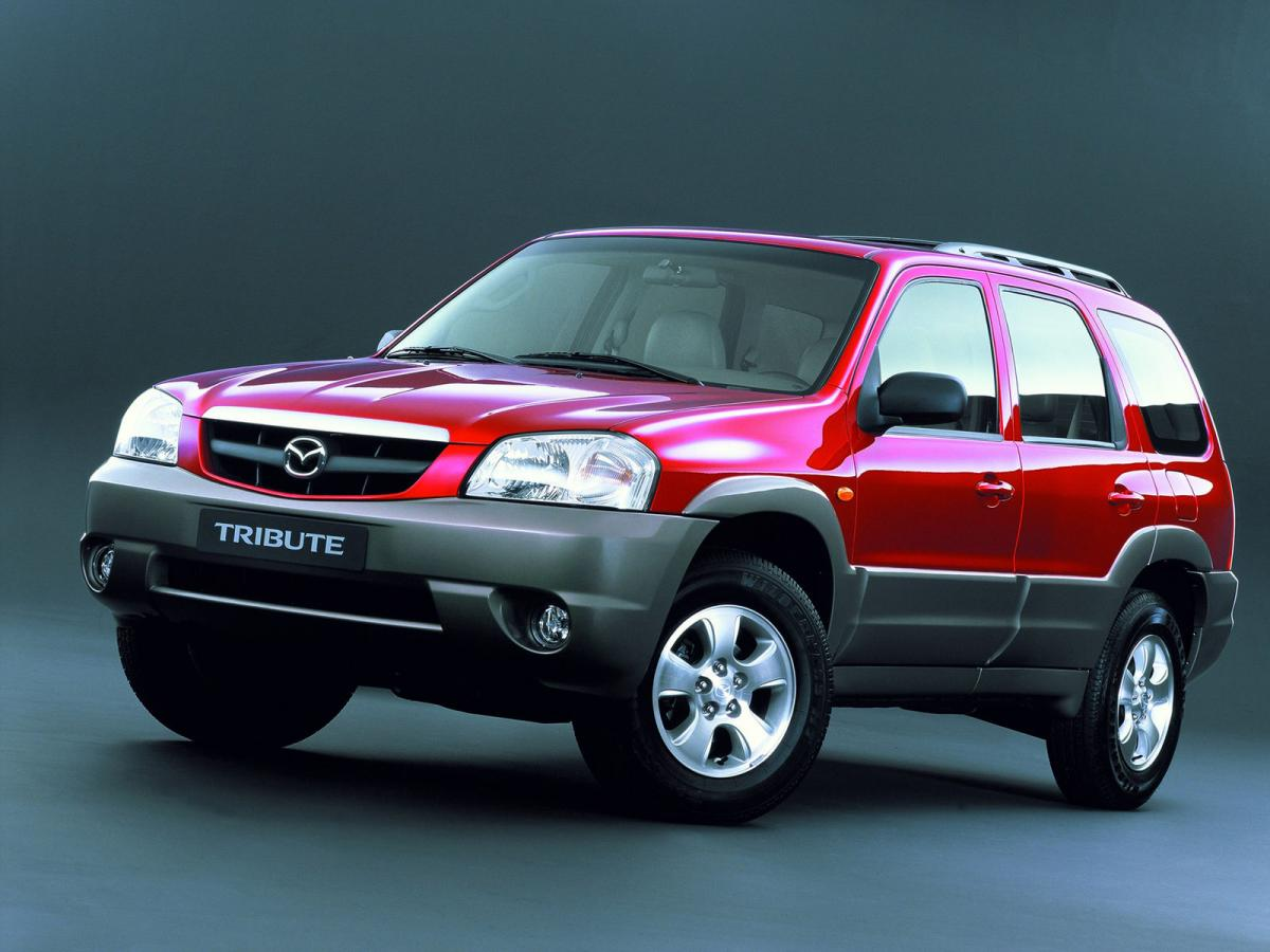 how to put a mazda tribute in 4wd