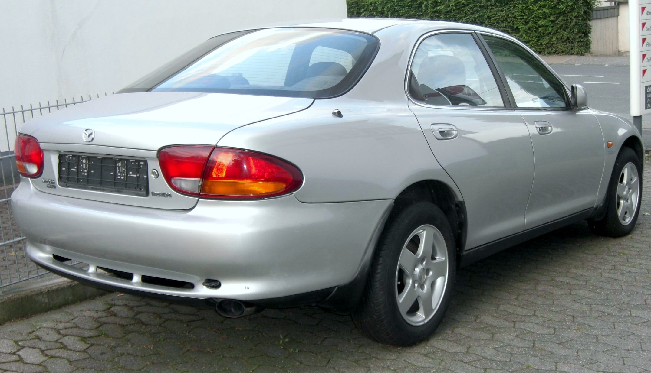 Mazda Xedos 6 Technical specifications and fuel economy (consumption, mpg