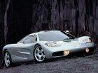 McLaren  F1  6.0 GTR (600 Hp)