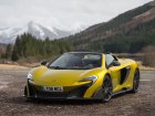 McLaren 675LT Technical specifications and fuel economy