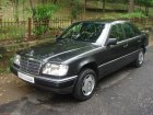 Mercedes-Benz  250 (W124)  250 D Turbo (126 Hp) Automatic