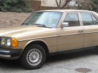 Mercedes-Benz  300 (W123)  300 T Turbo-D (USA) (125 Hp)