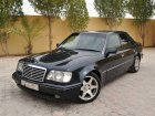 Mercedes-Benz  500 (W124)  500 E V8 (320 Hp) Automatic