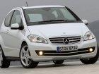 Mercedes-Benz  A-class (W169)  A 170 (115 Hp) Autotronic