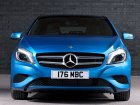 Mercedes-Benz  A-class (W176)  A 180 (122 Hp) BlueEFFICIENCY