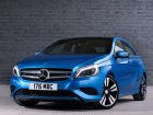 Mercedes-Benz  A-class (W176)  AMG A 45 (360 Hp) 4MATIC SPEEDSHIFT DCT