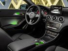 Mercedes-Benz  A-class (W176 facelift 2015)  A 200d (136 Hp) 4MATIC DCT