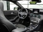 Mercedes-Benz  A-class (W176 facelift 2015)  A 250 (211 Hp) DCT