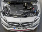 Mercedes-Benz  A-class (W176 facelift 2015)  A 180 (122 Hp)