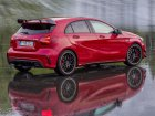 Mercedes-Benz  A-class (W176 facelift 2015)  AMG A 45 (381 Hp) 4MATIC DCT