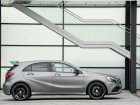Mercedes-Benz  A-class (W176 facelift 2015)  A 180d (109 Hp) DCT