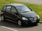 Mercedes-Benz  B-class (W245 facelift 2008)  B 200 Turbo (193 Hp)
