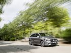 Mercedes-Benz  B-class (W246 facelift 2014)  B 160 CDI (90 Hp)
