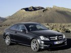 Mercedes-Benz  C-class Coupe (C204 facelift 2011)  C 220 CDI (170 Hp) BlueEFFICIENCY