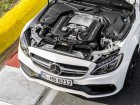 Mercedes-Benz  C-class Coupe (C205)  C 180 (156 Hp) G-TRONIC