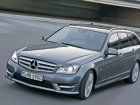 Mercedes-Benz  C-class T-mod (S204 facelift 2011)  C 180 (156 Hp)