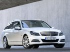 Mercedes-Benz  C-class T-mod (S204 facelift 2011)  C 180 CDI (120 Hp)