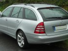 Mercedes-Benz  C-class T-modell (S203, facelift 2004)  C 200 Kompressor (163 Hp)