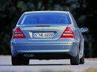 Mercedes-Benz  C-class (W203)  C 200 Kompressor (163 Hp)