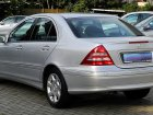 Mercedes-Benz  C-class (W203, facelift 2004)  C 200 Kompressor (163 Hp) Automatic
