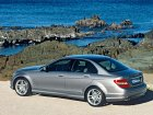 Mercedes-Benz  C-class (W204)  C 180 Kompressor (156 Hp) BlueEFFICIENCY