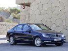 Mercedes-Benz  C-class (W204 facelift 2011)  C 200 CDI (136 Hp) G-TRONIC